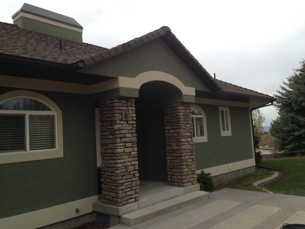 Home Remodels | Stucco, Soffit, Fascia, & Stone