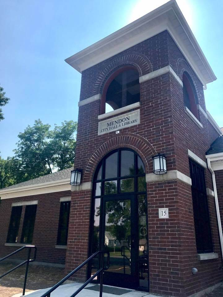 Mendon City Hall & Library