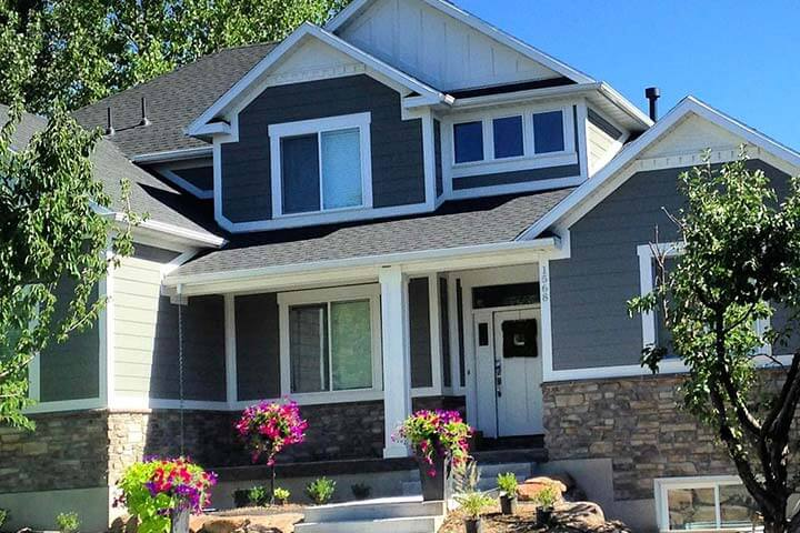 home exterior renovation Logan UT